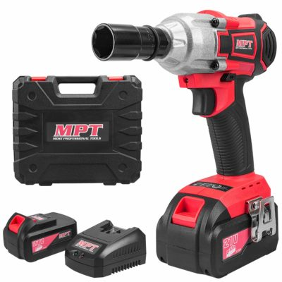 MPT 21V Brushless Li-ion Cordless Impact Wrench Tool