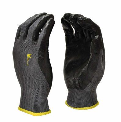 G & F 15196XL Nitrile Coated Work Gloves