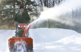 The 10 Best Snow Blowers to Buy 2020