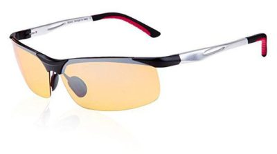 Duco Yellow Night-vision Glasses