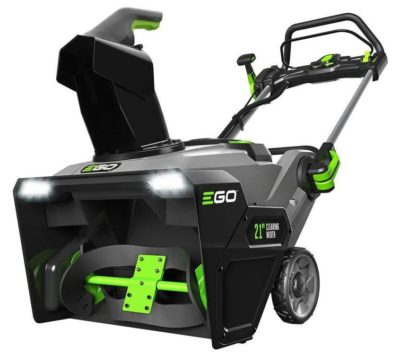 "EGO Power+ 21"" 56-Volt Lithium-ion Dual Port Snow Blower"