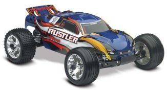 Traxxas Rustler RTR XL-5 RC Car
