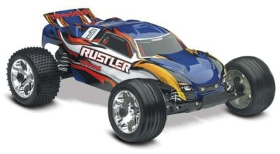 Traxxas Rustler RTR XL-5 RC Car