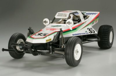 Tamiya Grasshopper 2WD Off-road Kit, TAM 58346