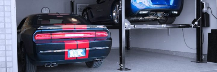 Raise the Roof: the Best Car Lifts for the Home Garage