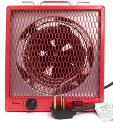 Dr. Heater Infrared 6-30R Plug Heater