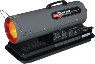 Best Kerosene Garage Heater: Dyna-Glo Kerosene Forced-Air Heater