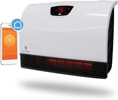 Best Overall Garage Heater: Heat Storm WIFI Infrared Heater