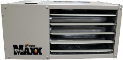 Best Premium Garage Heater: Mr. Heater Big Maxx Natural Gas Heater