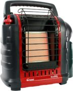 Best Budget Garage Heater: Mr. Heater Buddy Portable Propane Radiant Heater