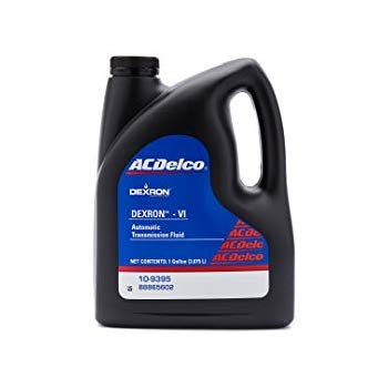 ACDelco 10-9395 Dexron VI Automatic Transmission Fluid