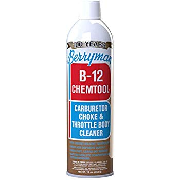 Berryman 0117 B-12 Chemtool Carburetor, Choke and Throttle Body Cleaner