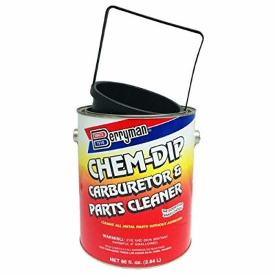 Berryman Products 0996-Arm Chemical Dip Parts Cleaner