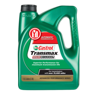 Castrol 03518 Transmax ATF Green Transmission Fluid