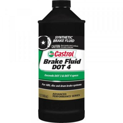 Castrol 12509 Brake Fluid