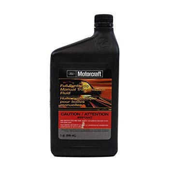Genuine Ford Fluid XT-M5-QS Synthetic Manual Transmission Fluid