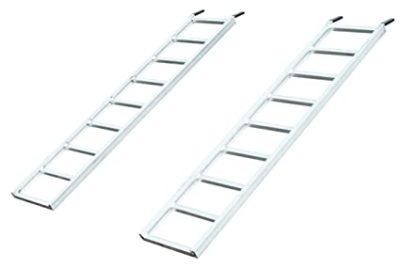 Highland 69 Inch 1120500 Aluminum Straight Loading Ramp – Pair