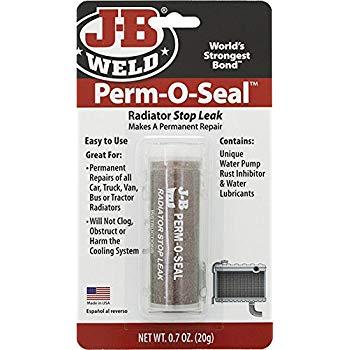 J-B Weld DS-114 PERM-O-Seal Radiator Stop Leak