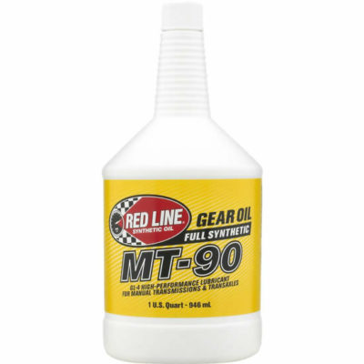 Red Line (50304) Manual Transmission Fluid