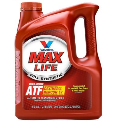 Valvoline MaxLife Synthetic Automatic Transmission Fluid