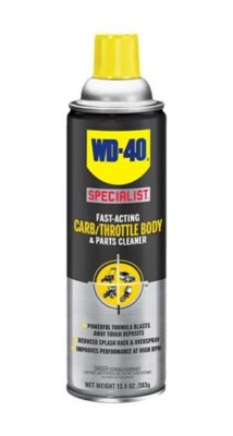 WD-40 Specialist Carb and Throttle Cleaner
