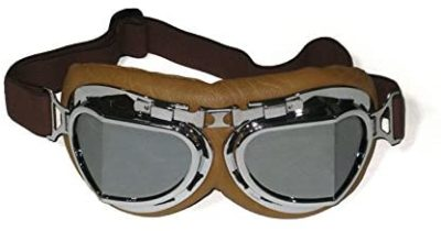 CRG Sports Vintage Motorcycle Goggles