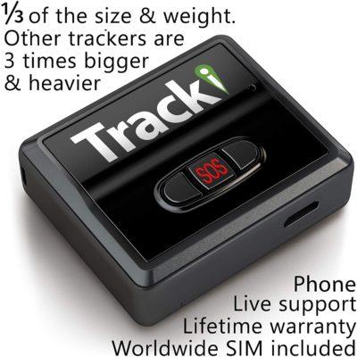 Tracki 2020 Model