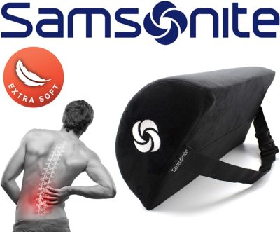 Samsonite Half Moon Lumbar Support
