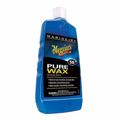 Meguiar's M5616 Pure Wax Carnauba Blend