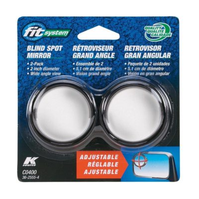 Fit System Adjustable Blind Spot Mirrors