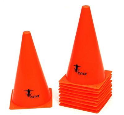 "Cintz 9"" Field Marker Cones"