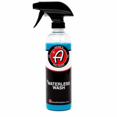 Adam's Waterless Car Wash