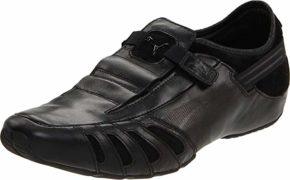 Puma's Men's Vedano Leather Slip on Shoe