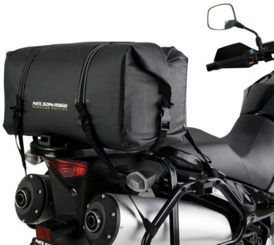 Nelson-Rigg SE-2005-BLK Adventure Bag