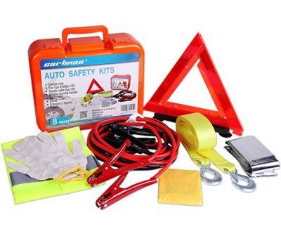CARTMAN Roadside Assistance Auto Emergency Kit