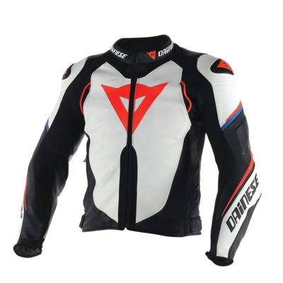 Dainese Racing 3 D-Air Leather Motorcycle Jacket