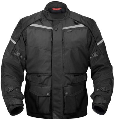 Pilot Motosport Trans Urban Motorcycle Adventure Jacket