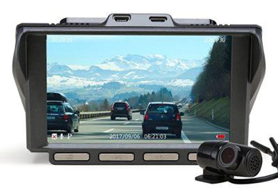 Z-EDGE S4 Dual Dash Cam