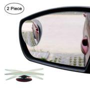 Ampper Egg Shape Blind Spot Mirrors