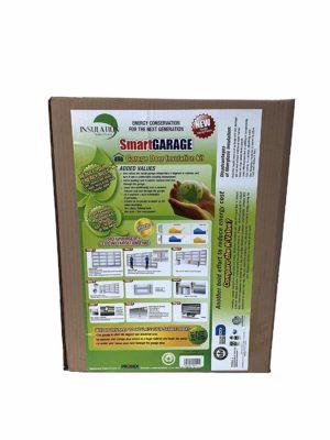 SmartGARAGE- Reflective Garage Door Insulation Kit