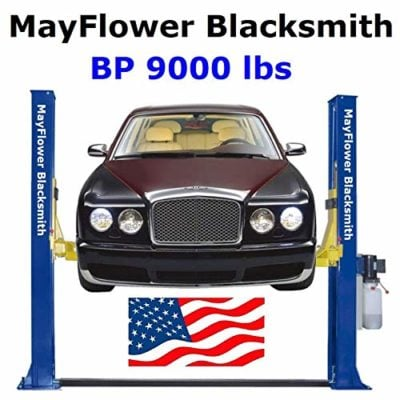 Mayflower Blacksmith BP9000 Car Lift