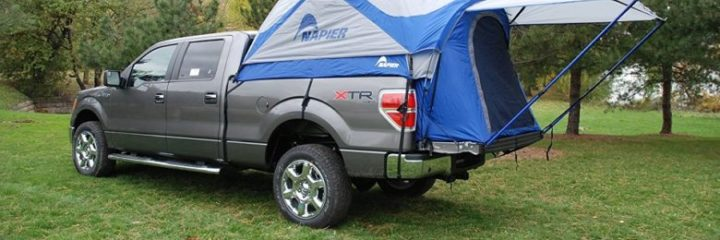 Best Truck Bed Tents to Camp on the Road