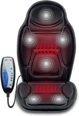 SNAILAX Massage Seat Cushion