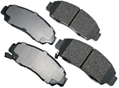 Akebono ProAct Ultra Premium Ceramic Brake Pad Set