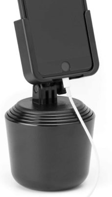 Cup Holder Phone Car Mount