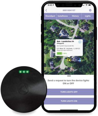 LandAirSea GPS Tracker