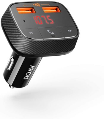 SmartCharge Bluetooth Car Adapter