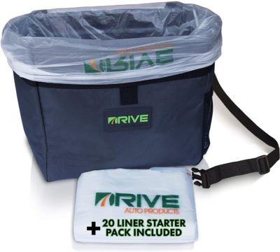 The Drive Bin Car Trash Can
