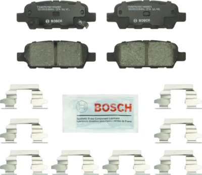 Bosch QuietCast Disc Brake Pads