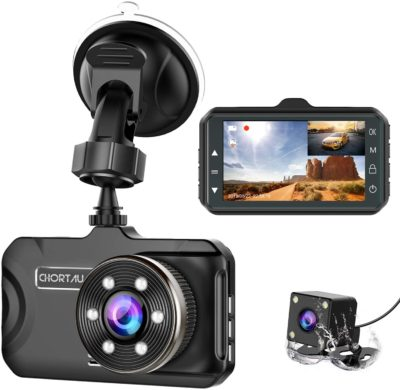 Front and Rear Dual Dash Cam